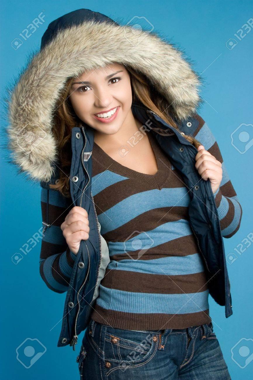 Winter Woman Stock Photo - 5770633