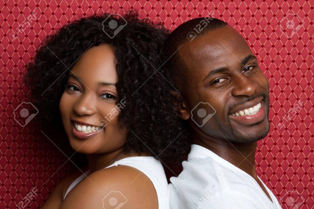 Black Couple Stock Photo - 6581012