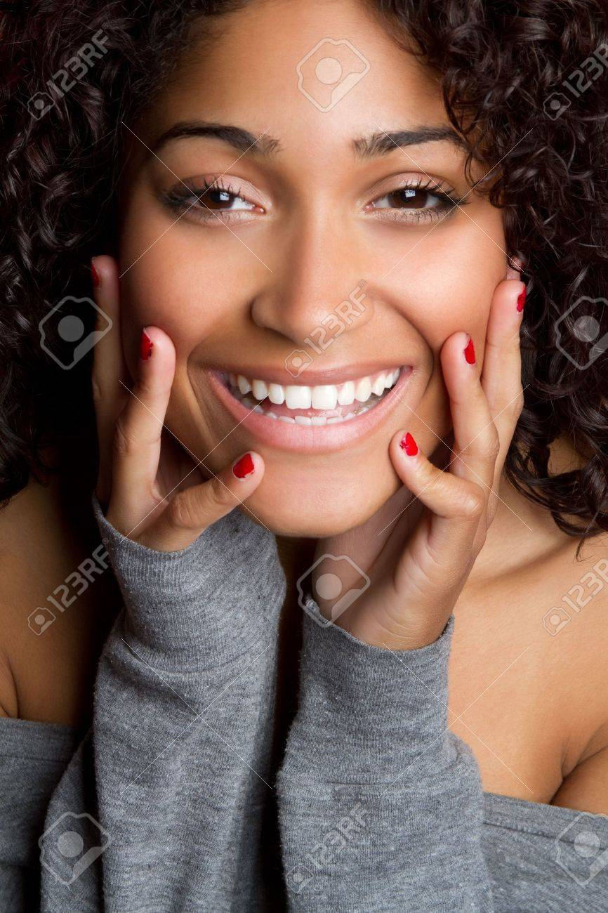 Laughing Girl Stock Photo - 6736373