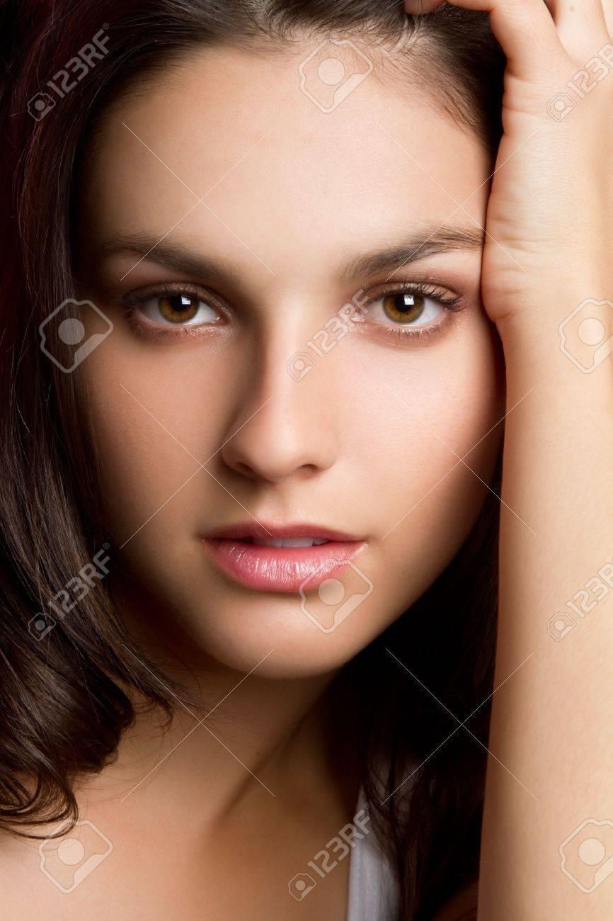 Beautiful Young Woman Stock Photo - 6789601