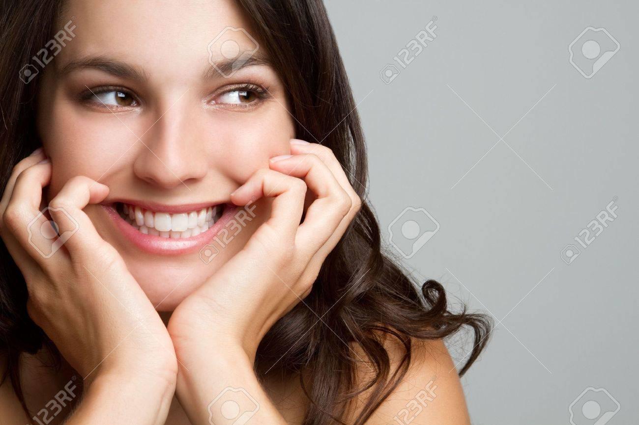 Smiling Teen Girl Stock Photo - 6829695