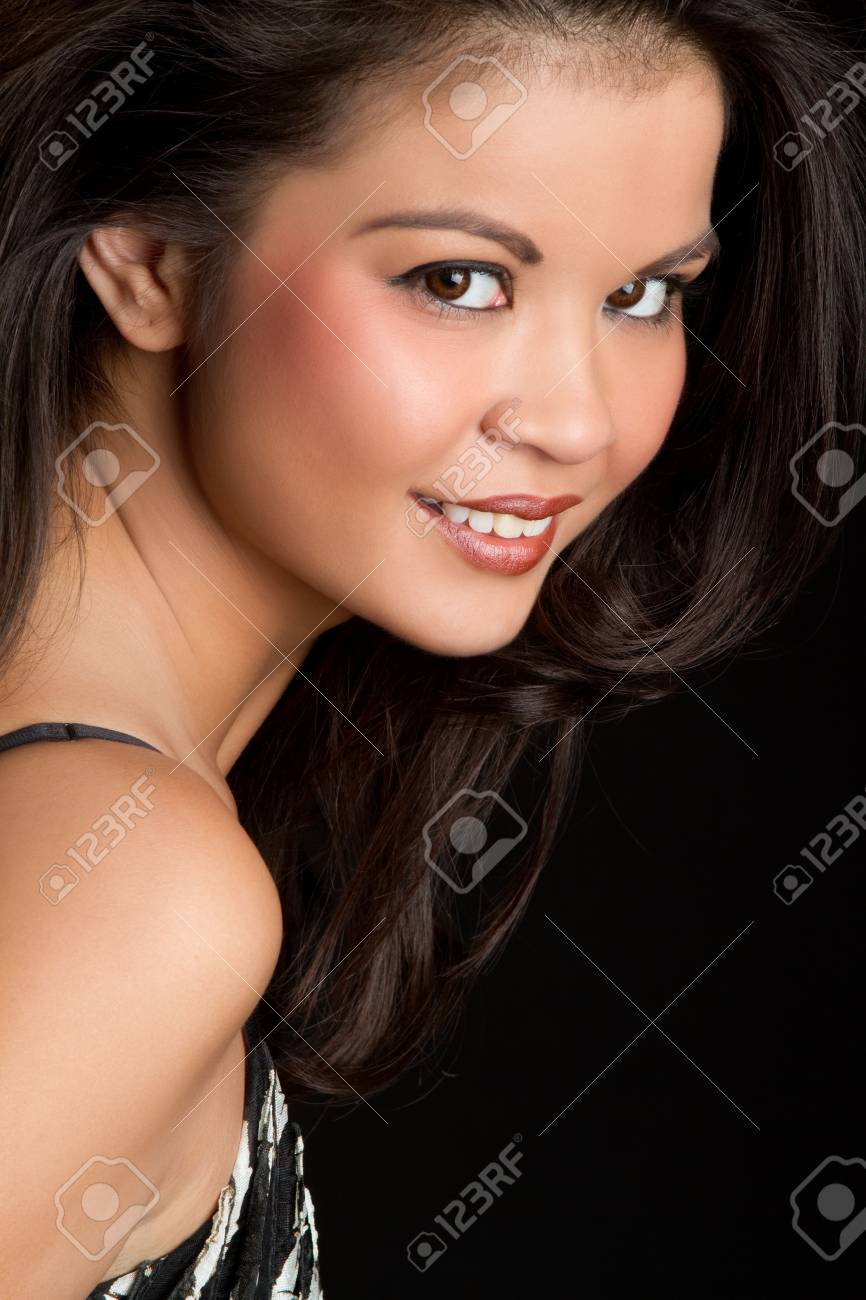 Smiling Woman Stock Photo - 6857719