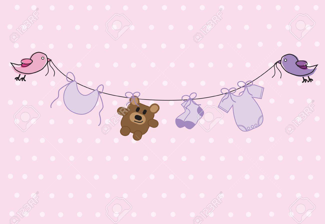 Baby Girl Shower - 10802206