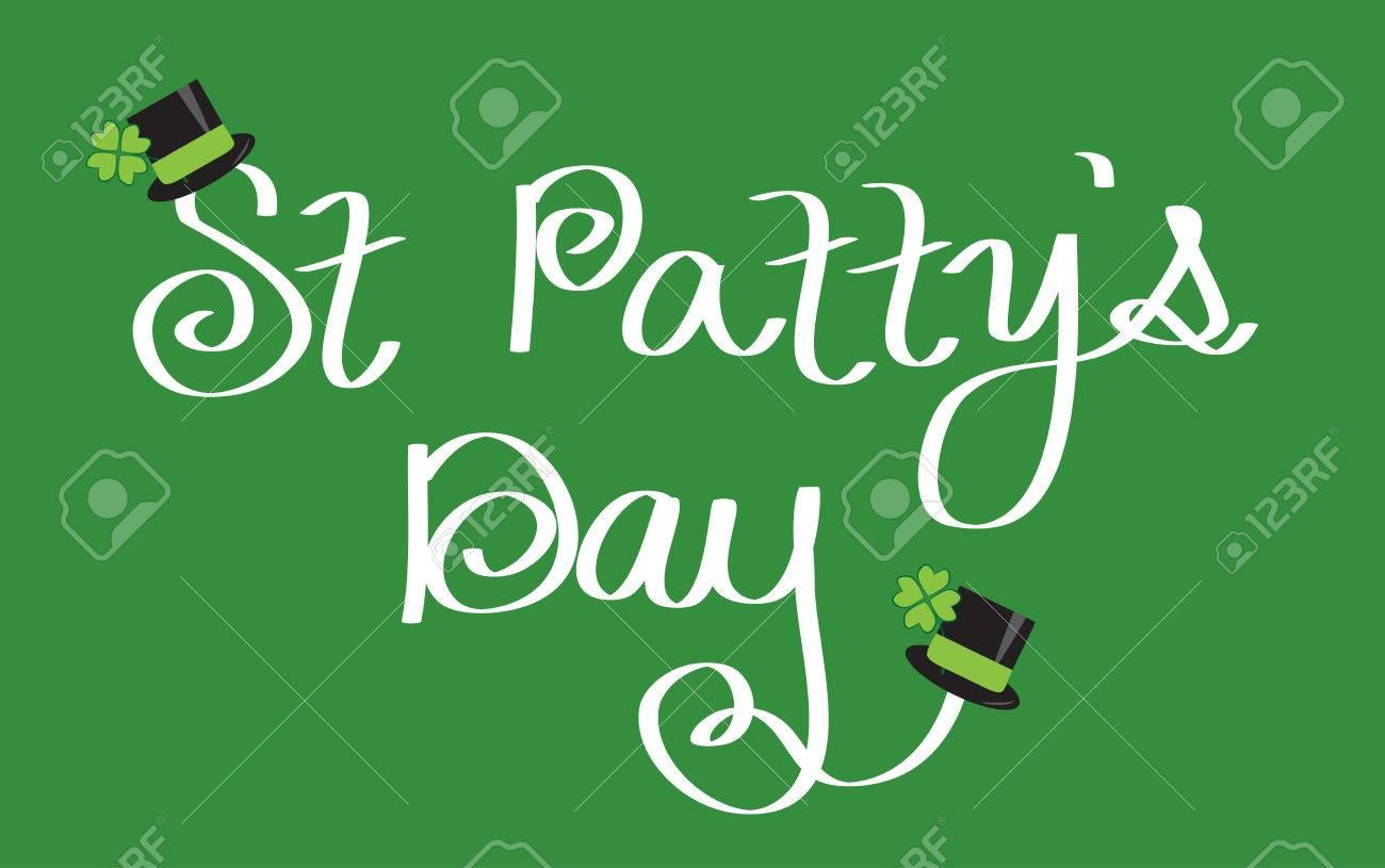 Saint Patrick s Day Stock Vector - 27518369