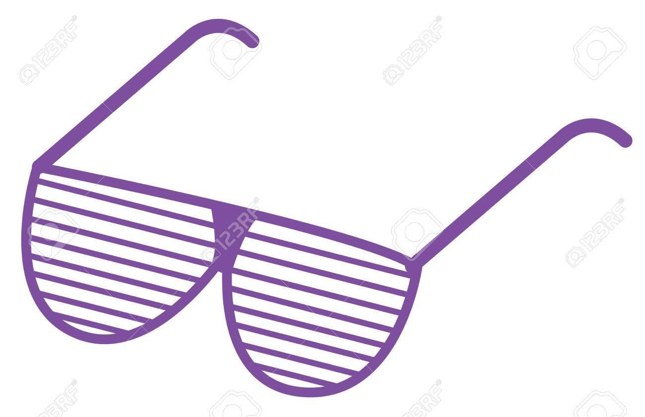 f0941d110ca4 80s Glasses Stock Vector - 69483245