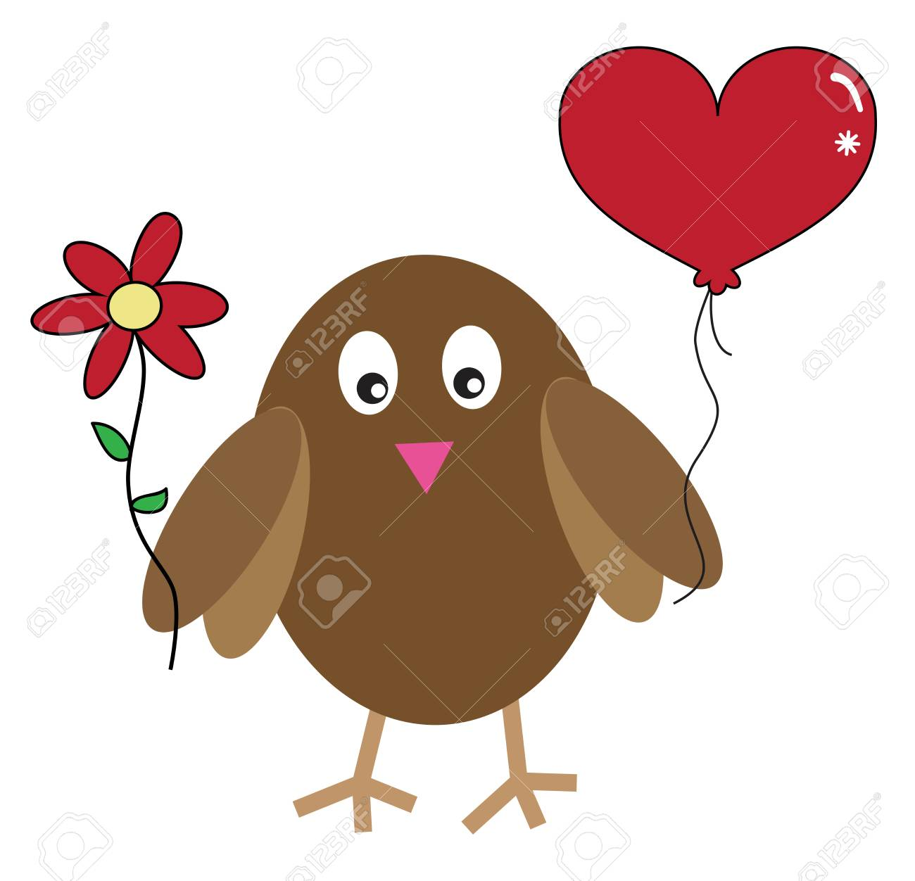 Happy Valentines Day Owl Royalty Free Cliparts Vectors And Stock
