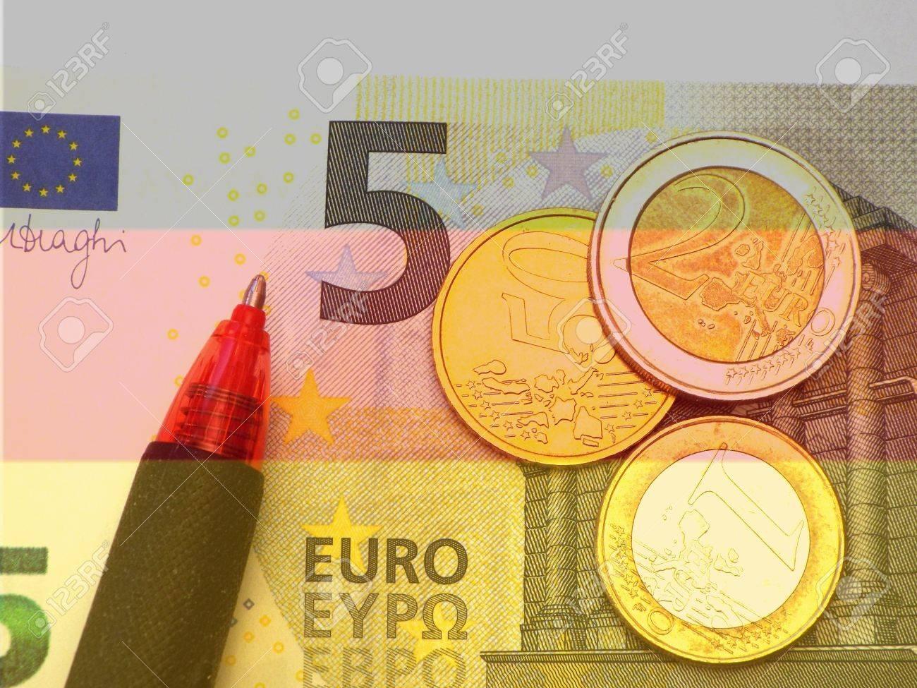 Deutsch Mindestlohn 850 Die Deutsche Mindestlohn Als 5 Euro Schein