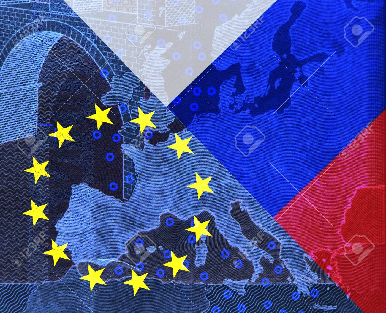 Relationship Europe - Russia -In the map of Europe, Which is..