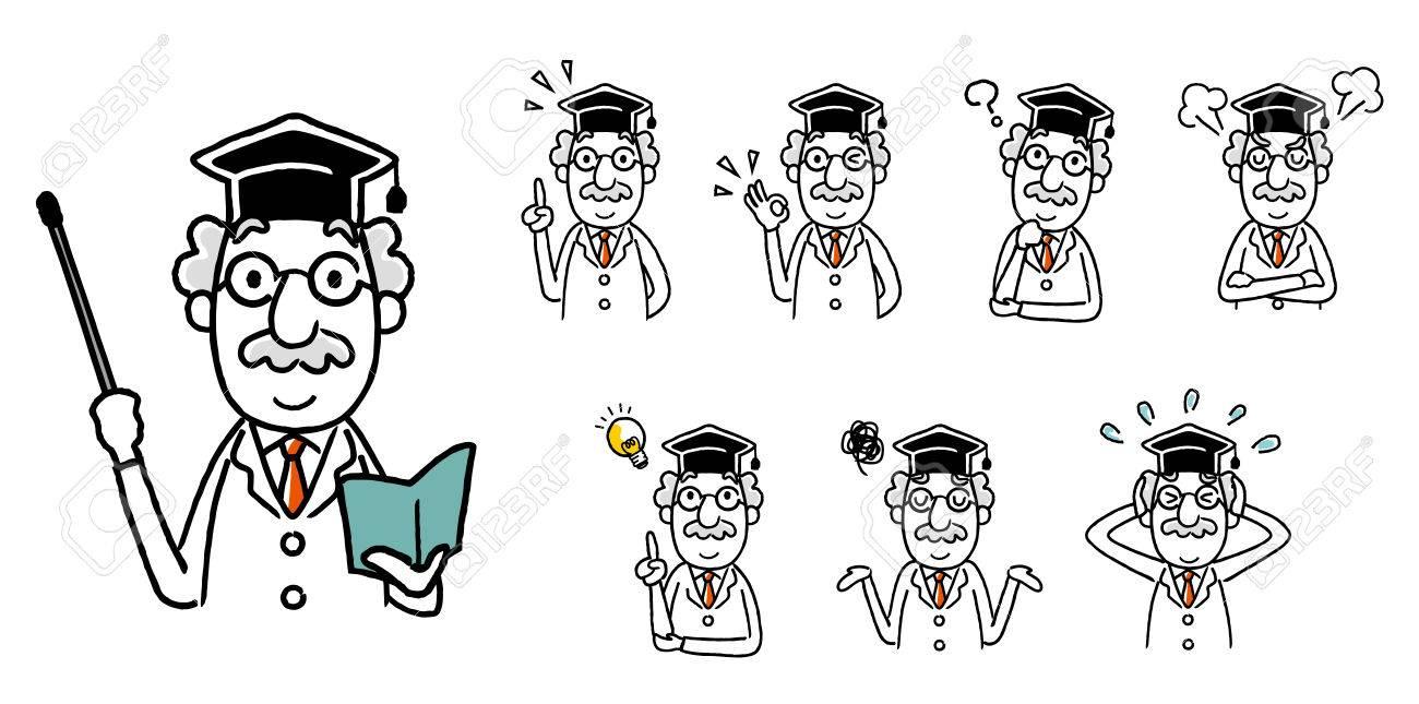 Set of Variation of doctors. - 80784761