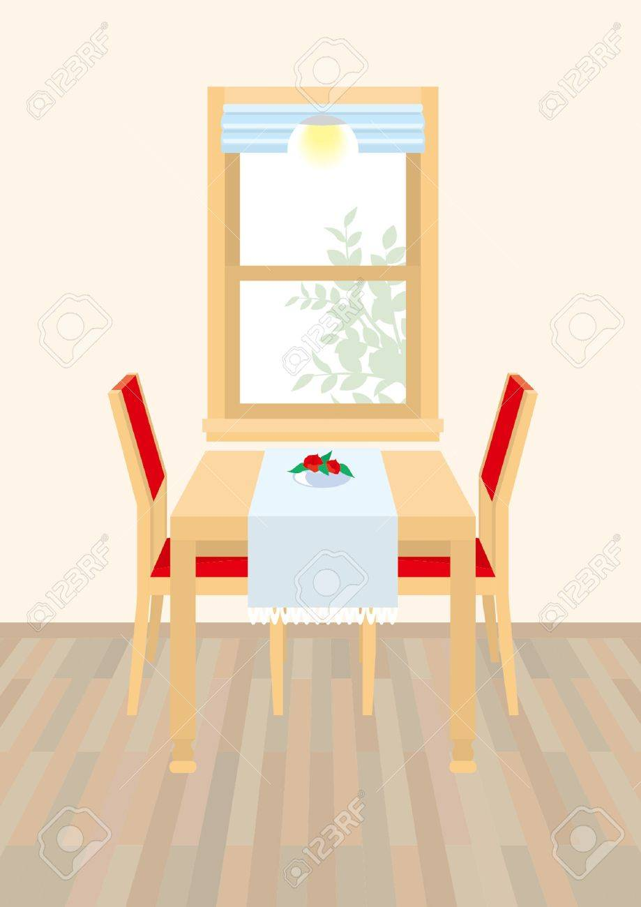 dining room royalty free cliparts, vectors, and stock illustration