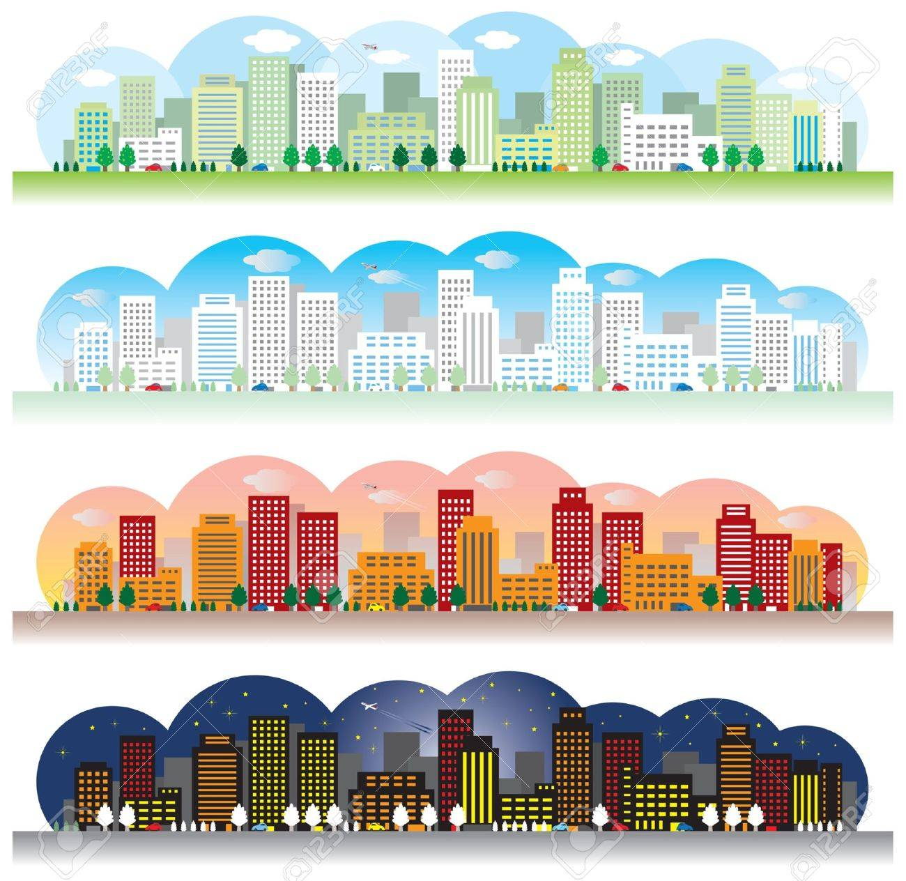 Landscape of the city - 20343504