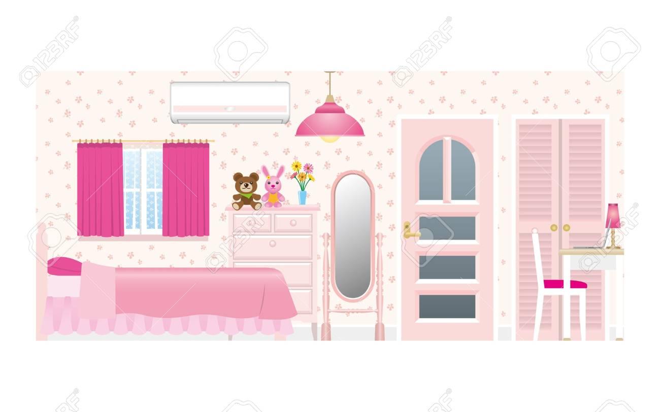 Girls room_Type1 - 20749470