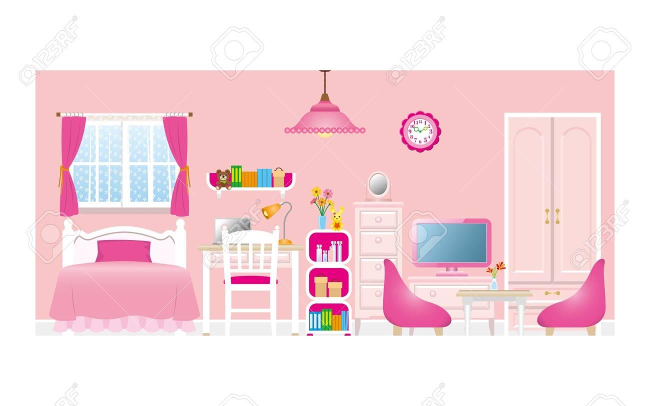 Girls room_Type2 - 20749471