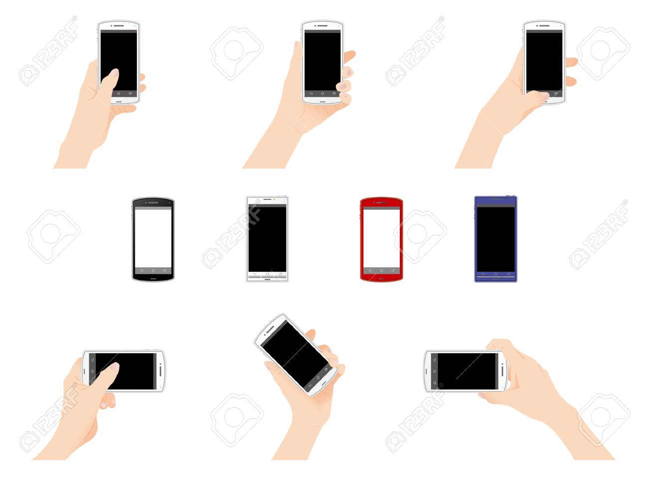 Using the mobile phone - 23068868