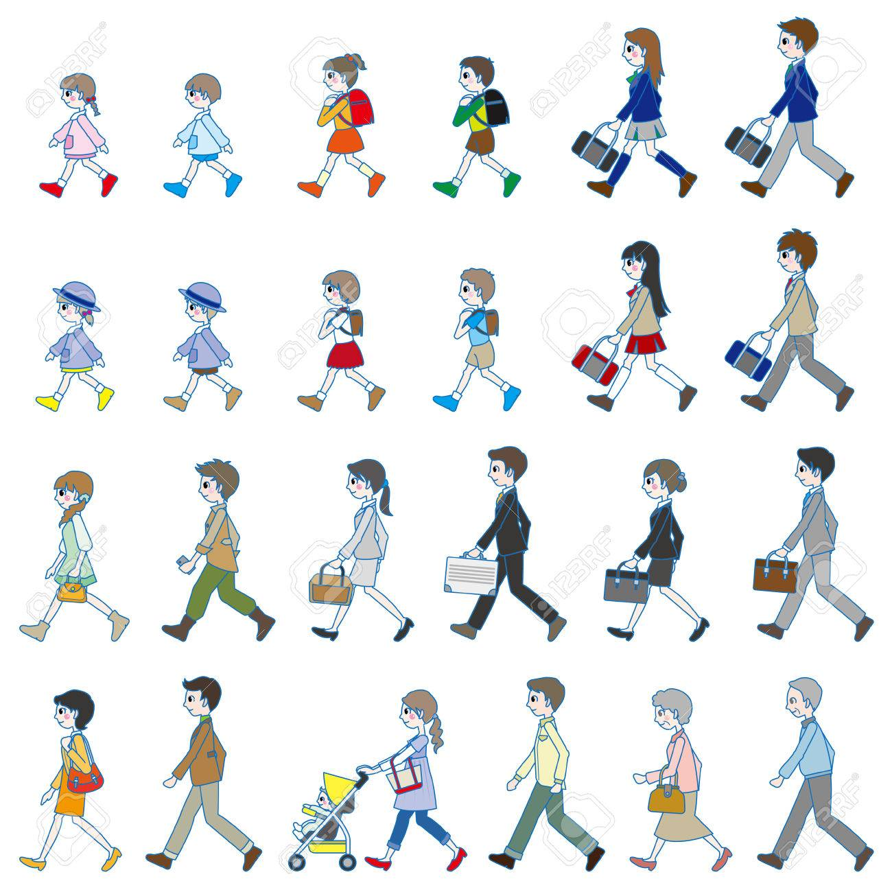Those who are walking - 25627436