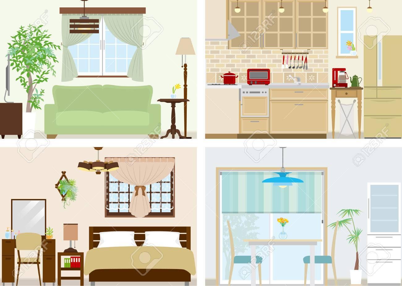 Illustration of room - 28984821