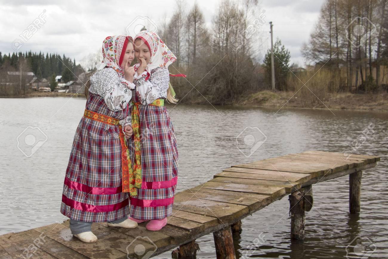 Young Russian Teen Girl