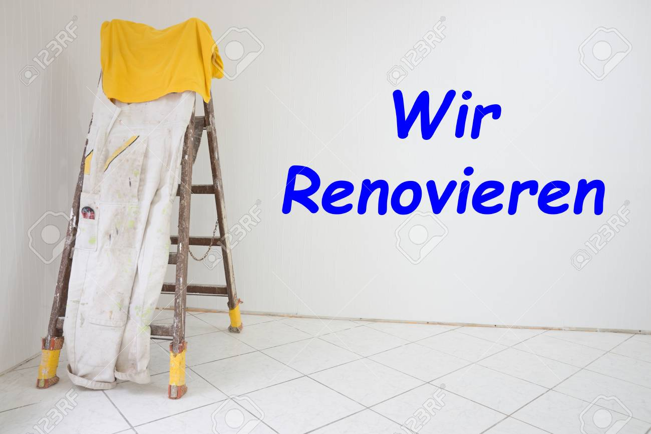 renovate wall