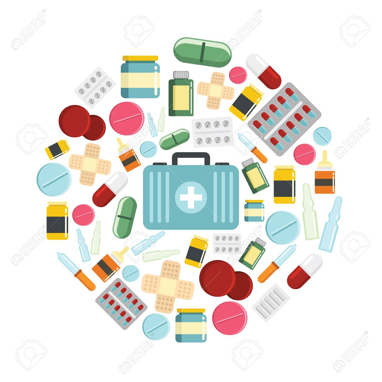 medicine drugs flat icons set medicine drugs vector illustration royalty free cliparts vectors and stock illustration image 83143576 medicine drugs flat icons set medicine drugs vector illustration
