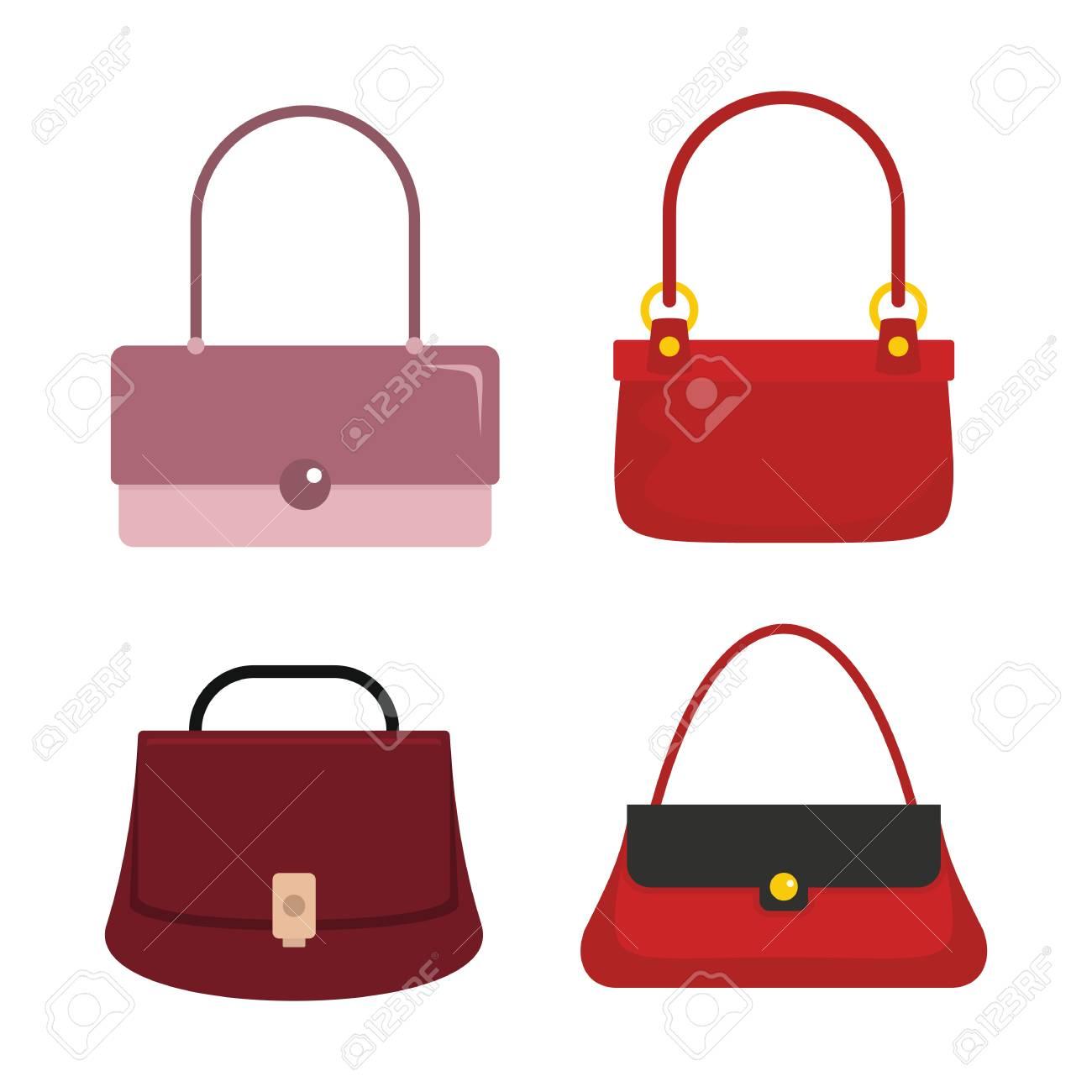 f0816d6b23 Colourful Flat Ladies Handbags