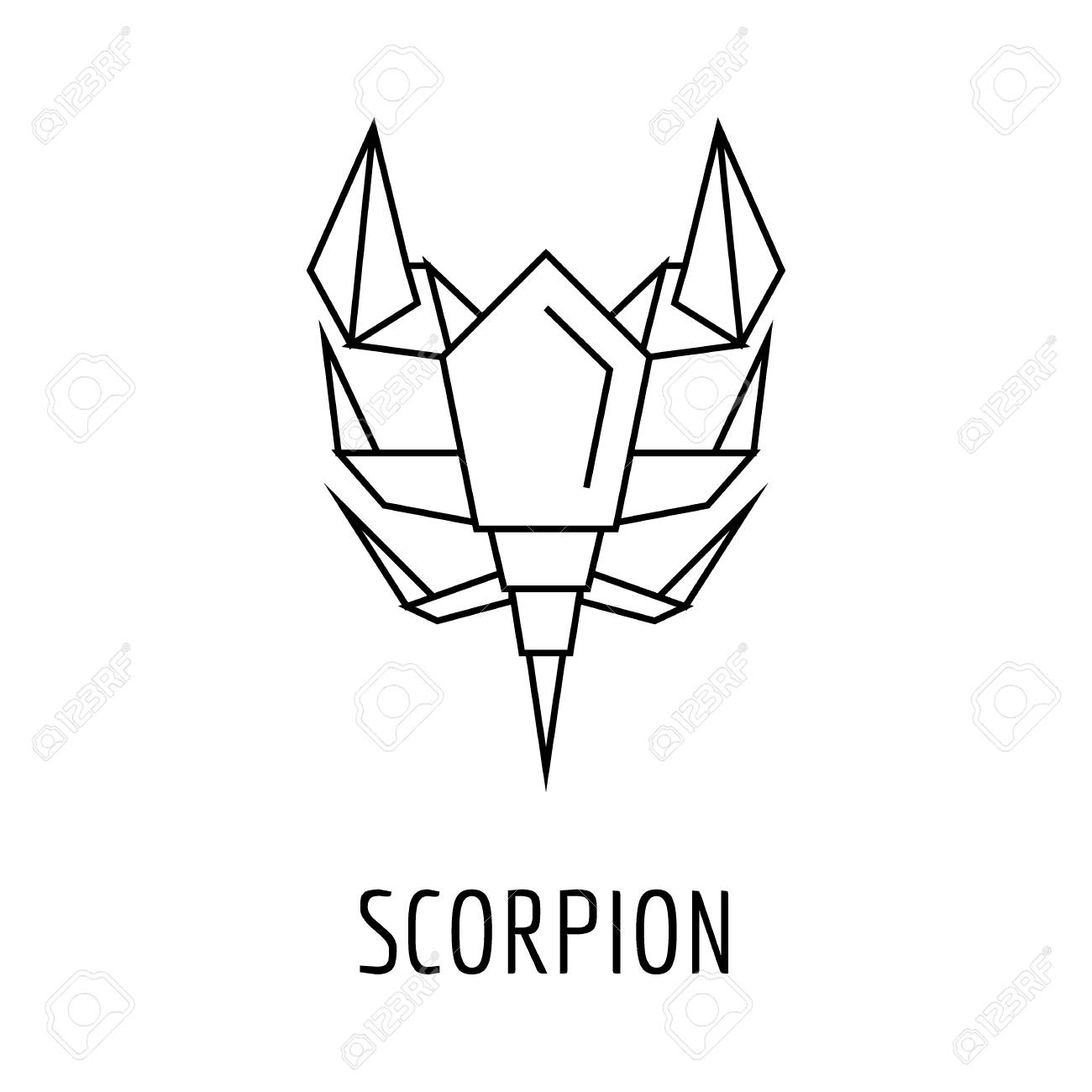 Awesome Origami Scorpion Diagram Basic Electronics Wiring Diagram Wiring 101 Capemaxxcnl