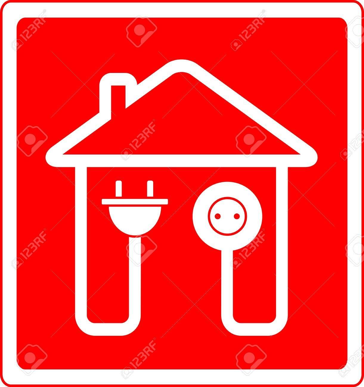 Plug Electrical Symbol