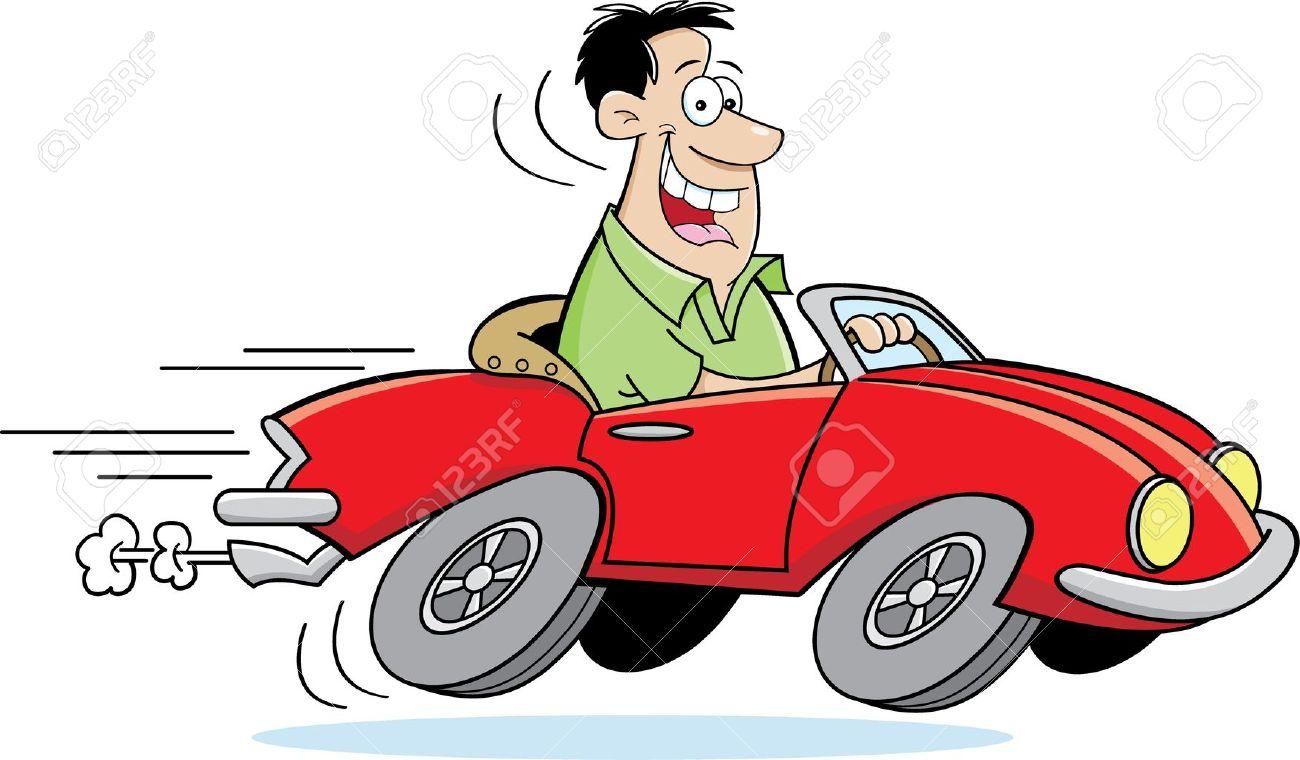 Baustelle schild comic  Speedlines - Auto in Bewegung - Tipps & Tricks - Kims ...