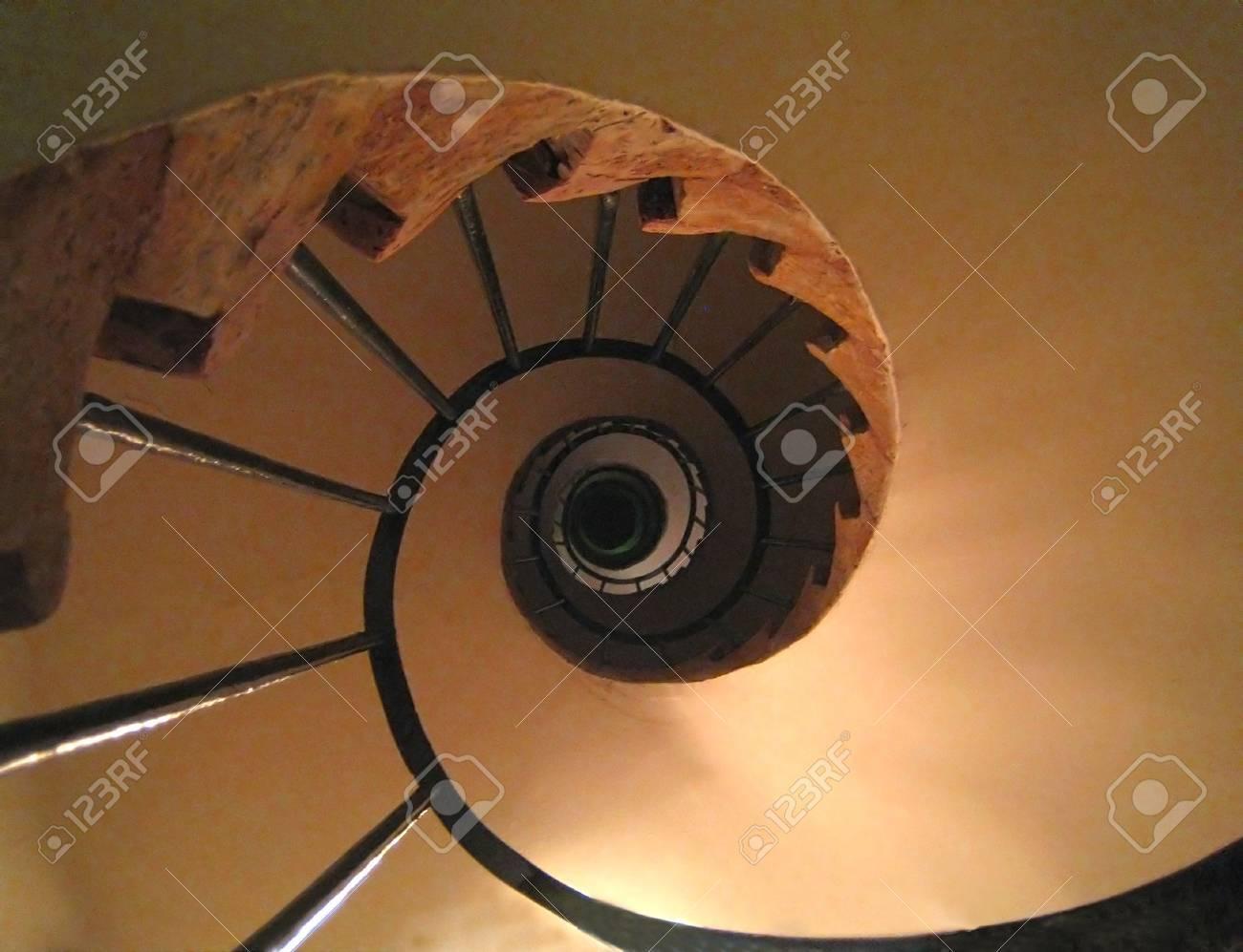 Winding stair Stock Photo - 2934643