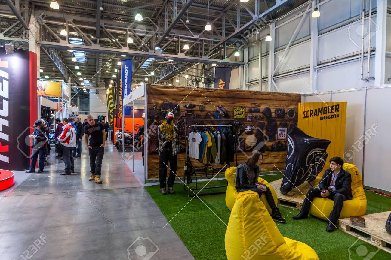Expo 2015 Stand Enel : Invierno 2015. mañana. rusia. moscú. crocus expo. exposición
