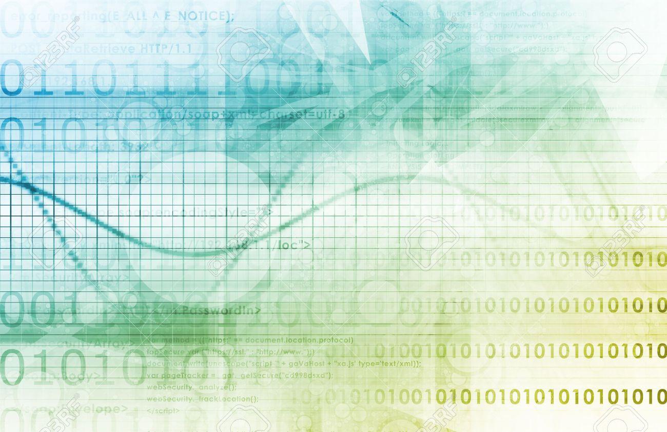 Digital Background Internet Concept as a Art Stock Photo - 5856643