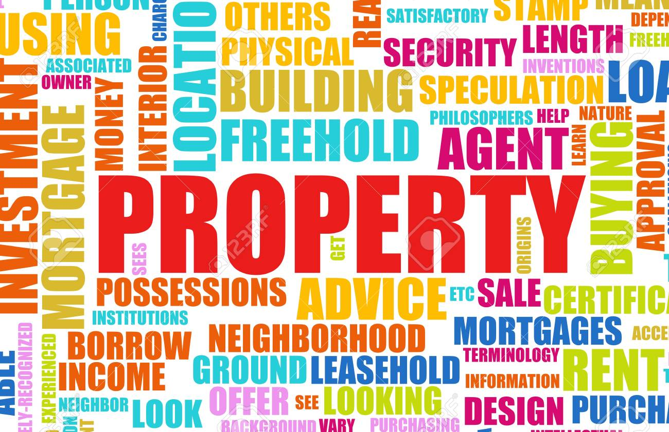 Buying Property in a Real Estate Market Stock Photo - 5898012