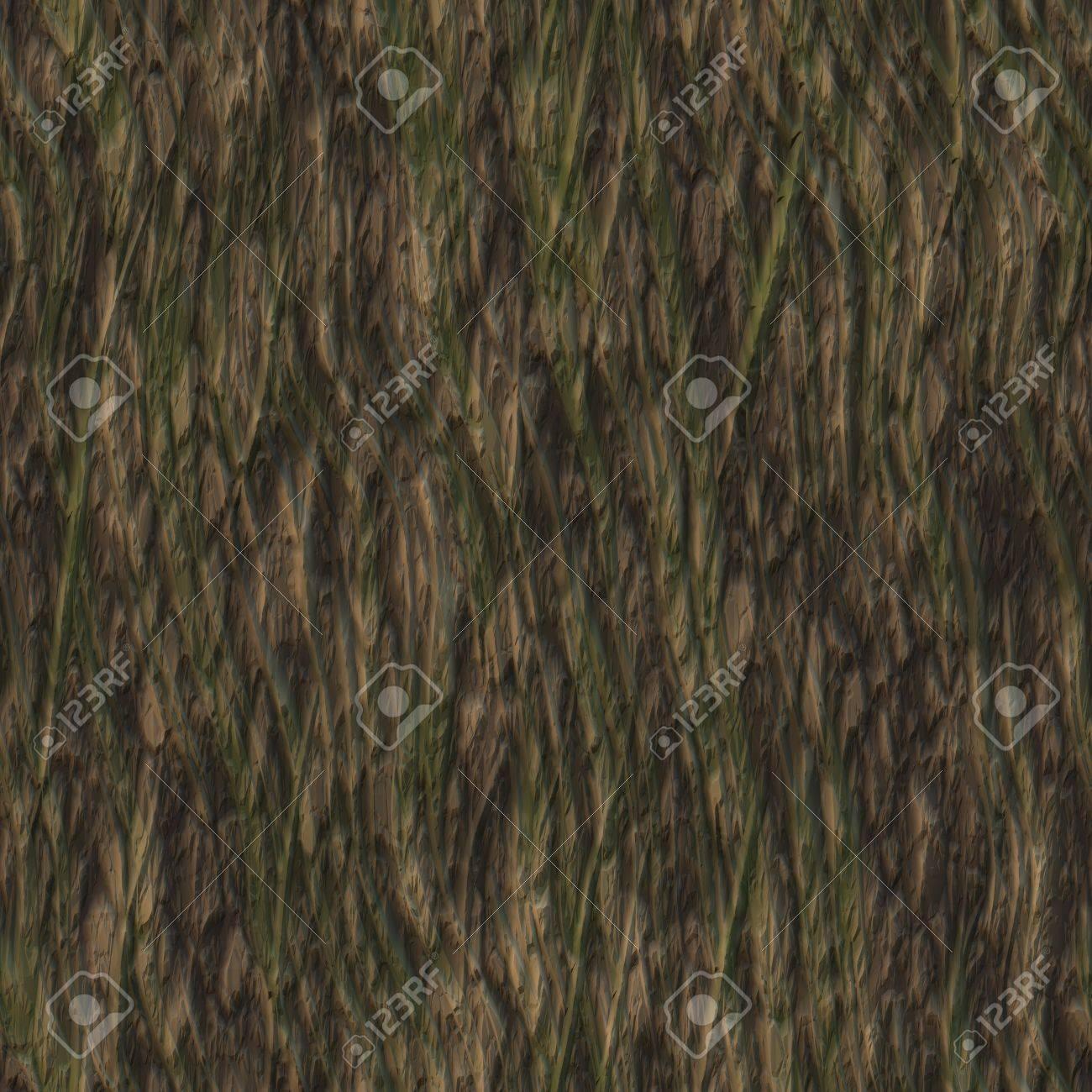 Seamless Tree Bark Wood Texture as Tileable Stock Photo - 6279255