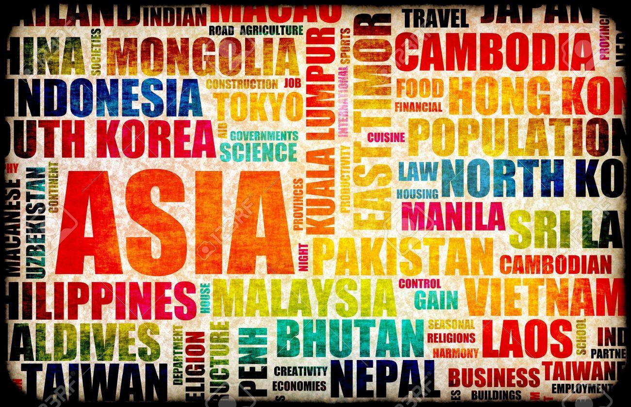 unique culture of asia