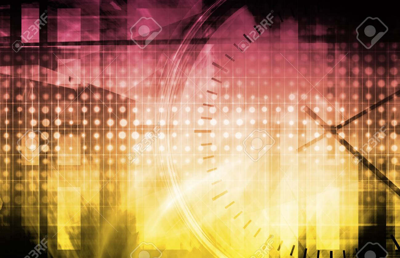 Software System Application Data as a Abstract Stock Photo - 6592436