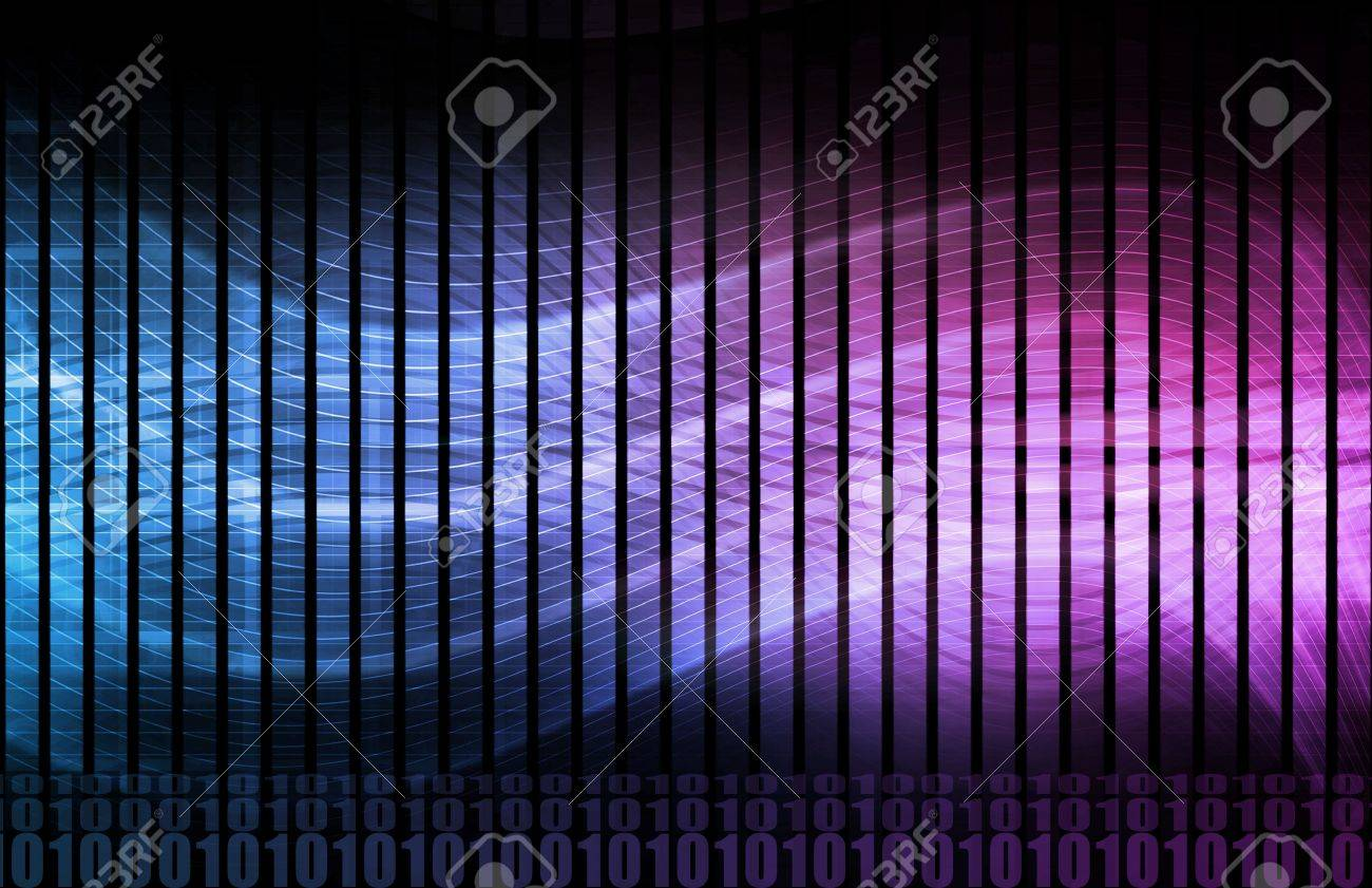 Security Network Data of the World Background Stock Photo - 6663278