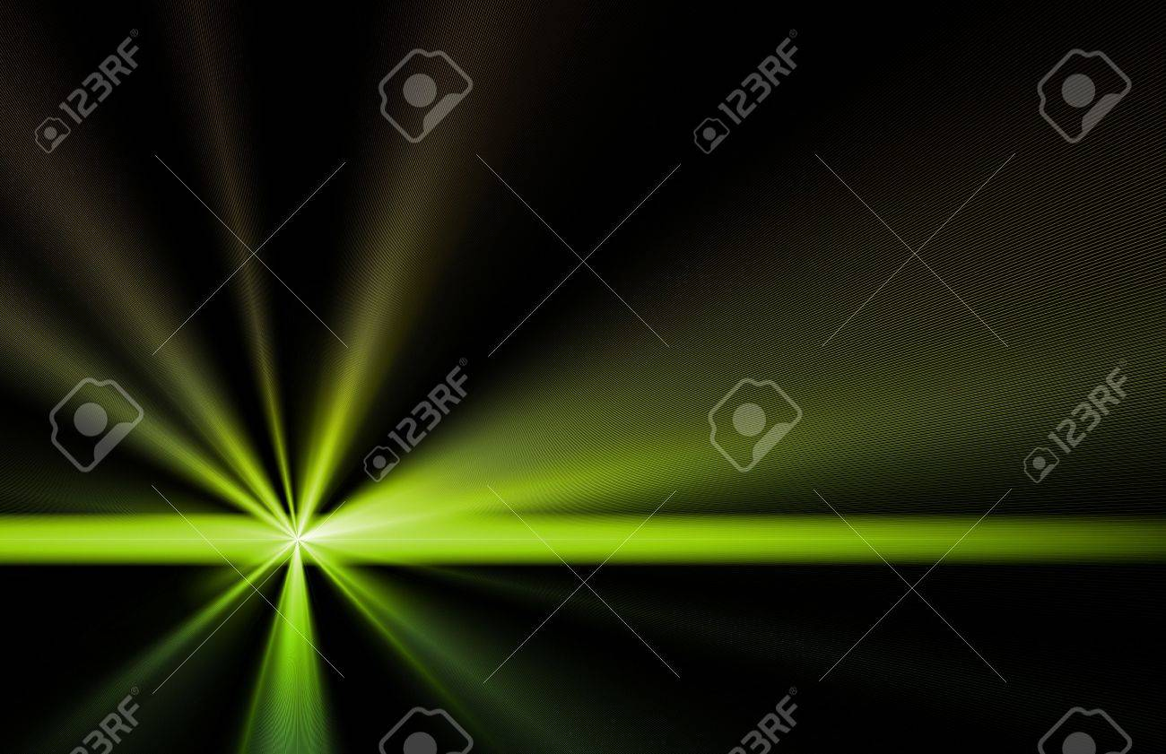 Ray of Light Beams Streaks Art Background Stock Photo - 6718110