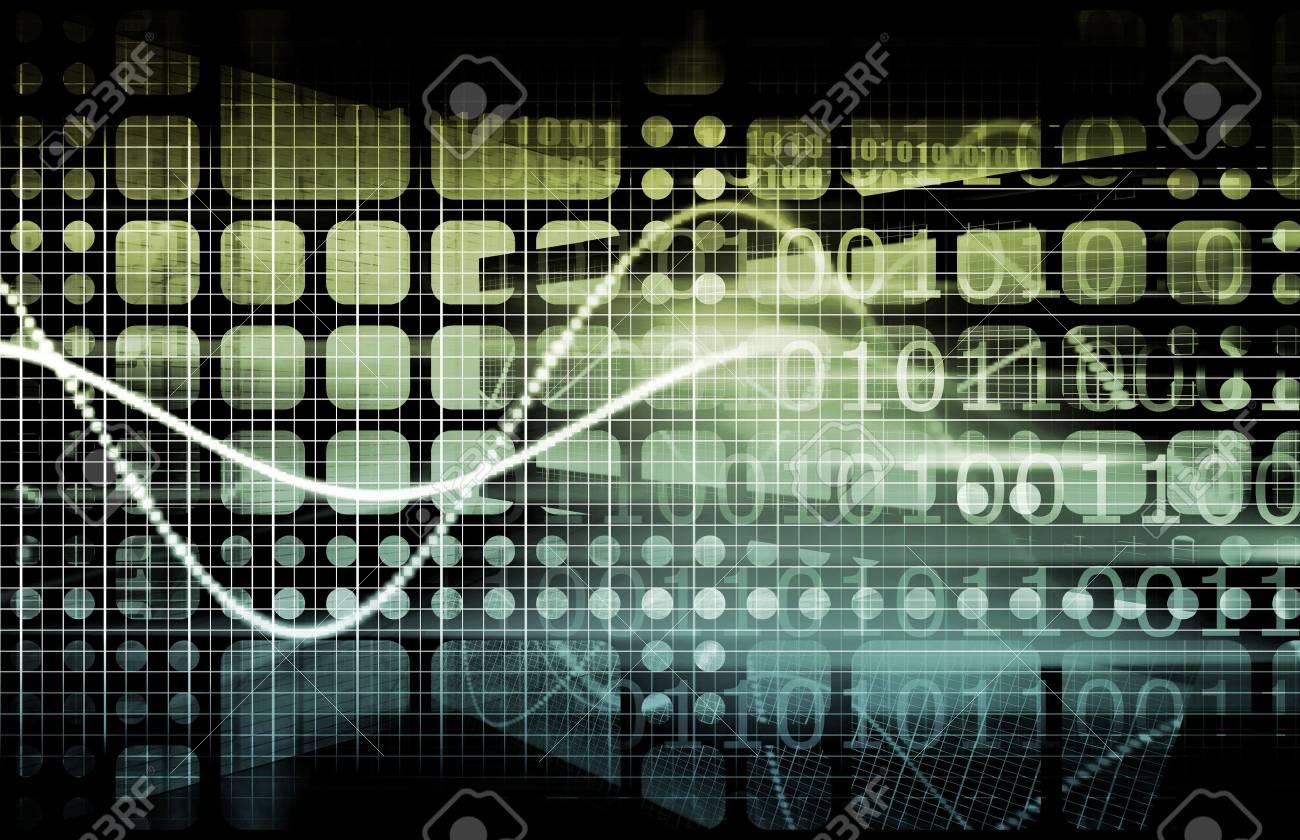 Digital Background Internet Concept as a Art Stock Photo - 6732769