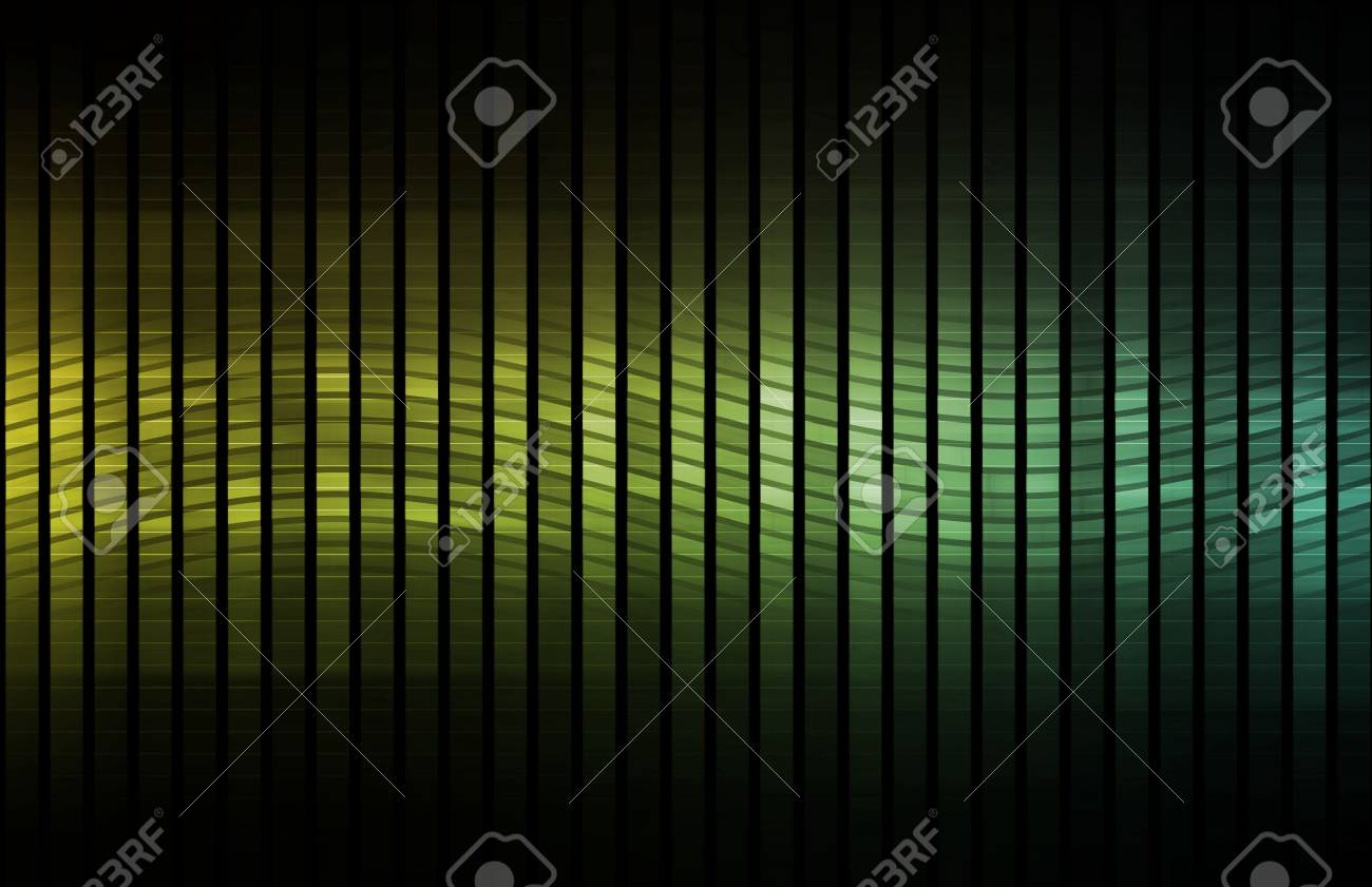 Grunge Futuristic Tech Abstract as a Art Stock Photo - 6796742