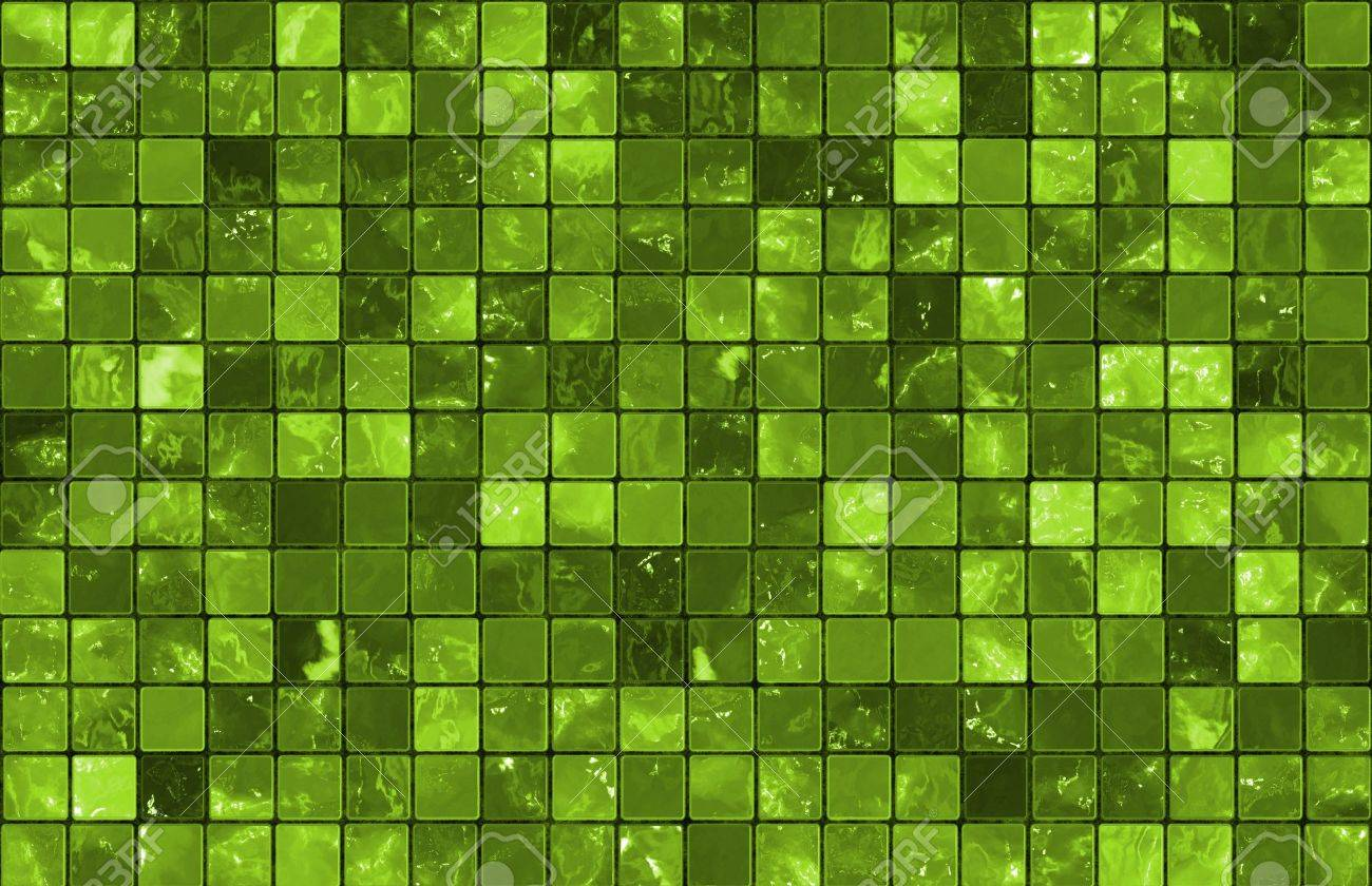 Mosiac Tiles Background as a Colorful Abstract Stock Photo - 6841487