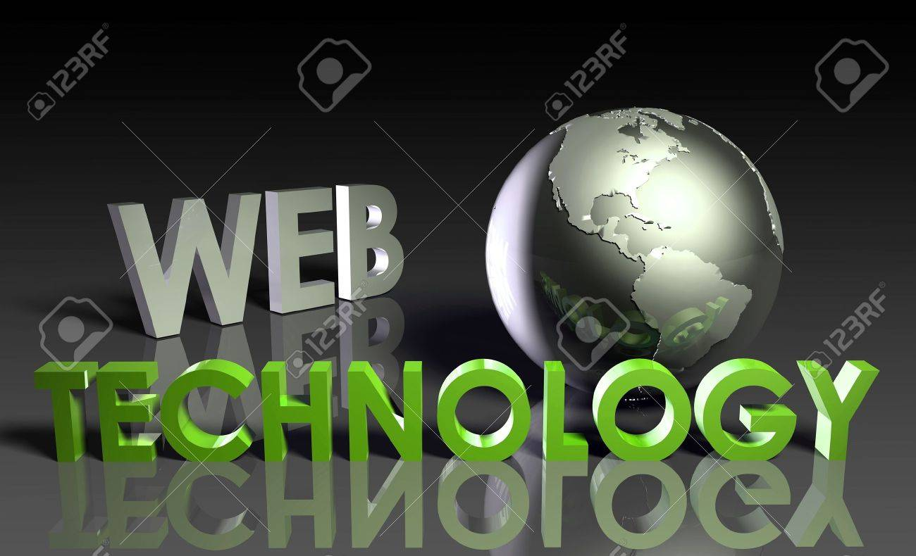 Web Technology Internet Abstract as a Concept Stock Photo - 7074702