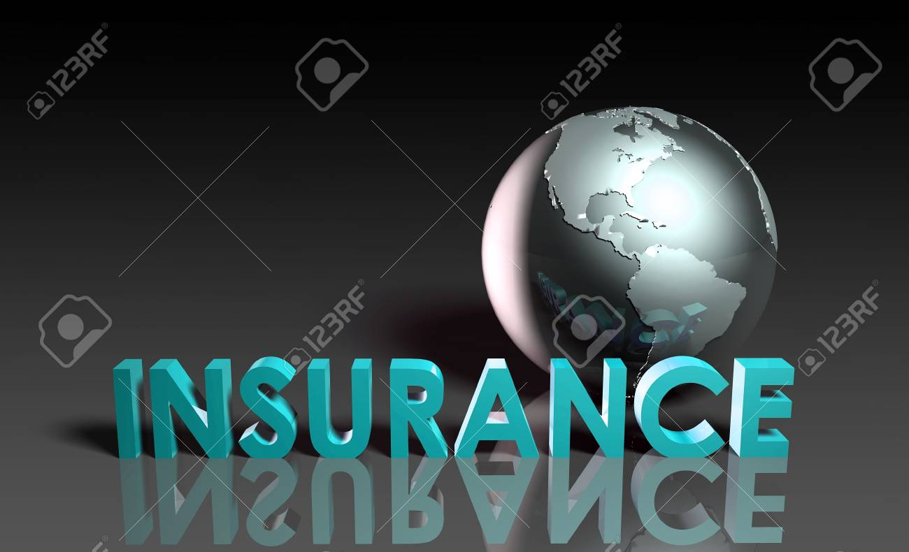 Life Insurance Policy as a Concept in 3d Stock Photo - 7261429