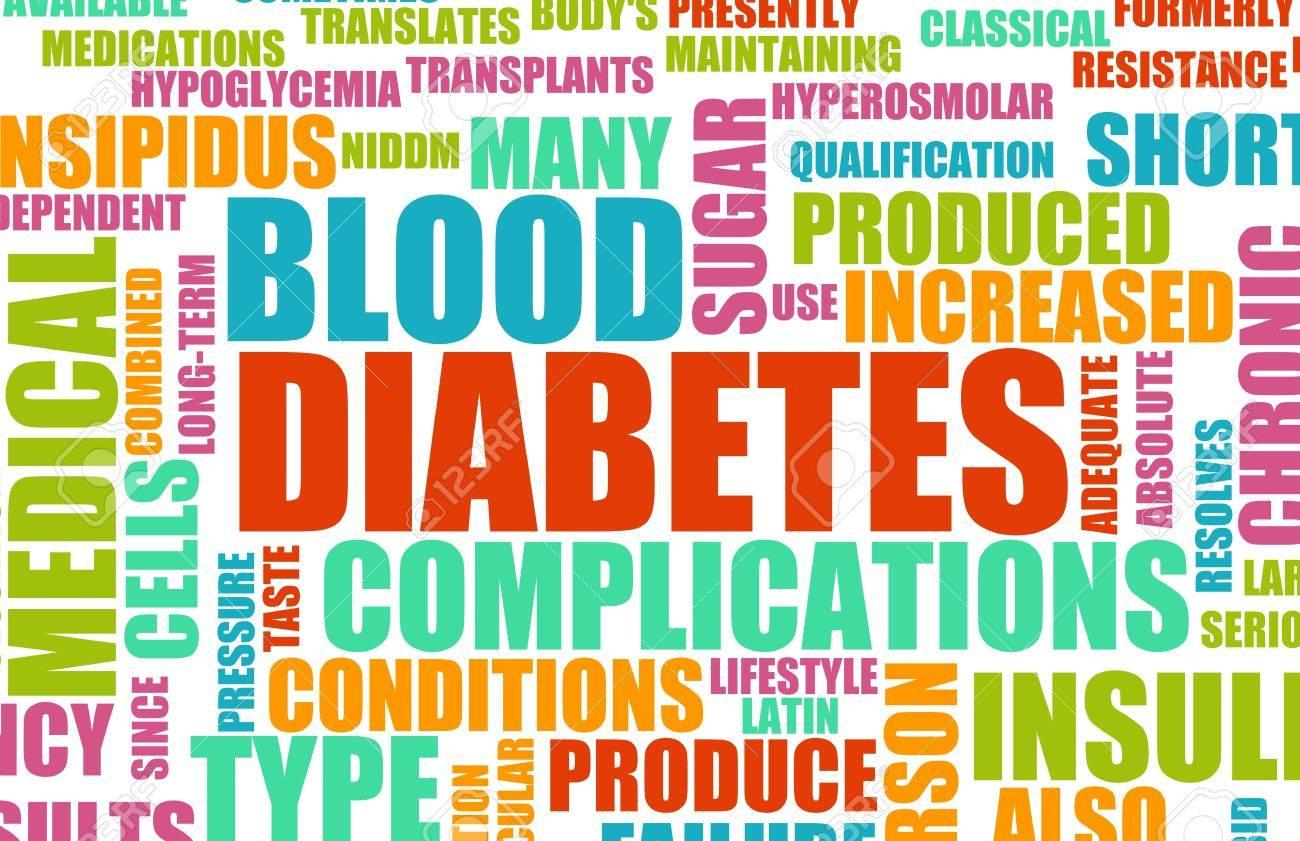enfermedad o condición de diabetes