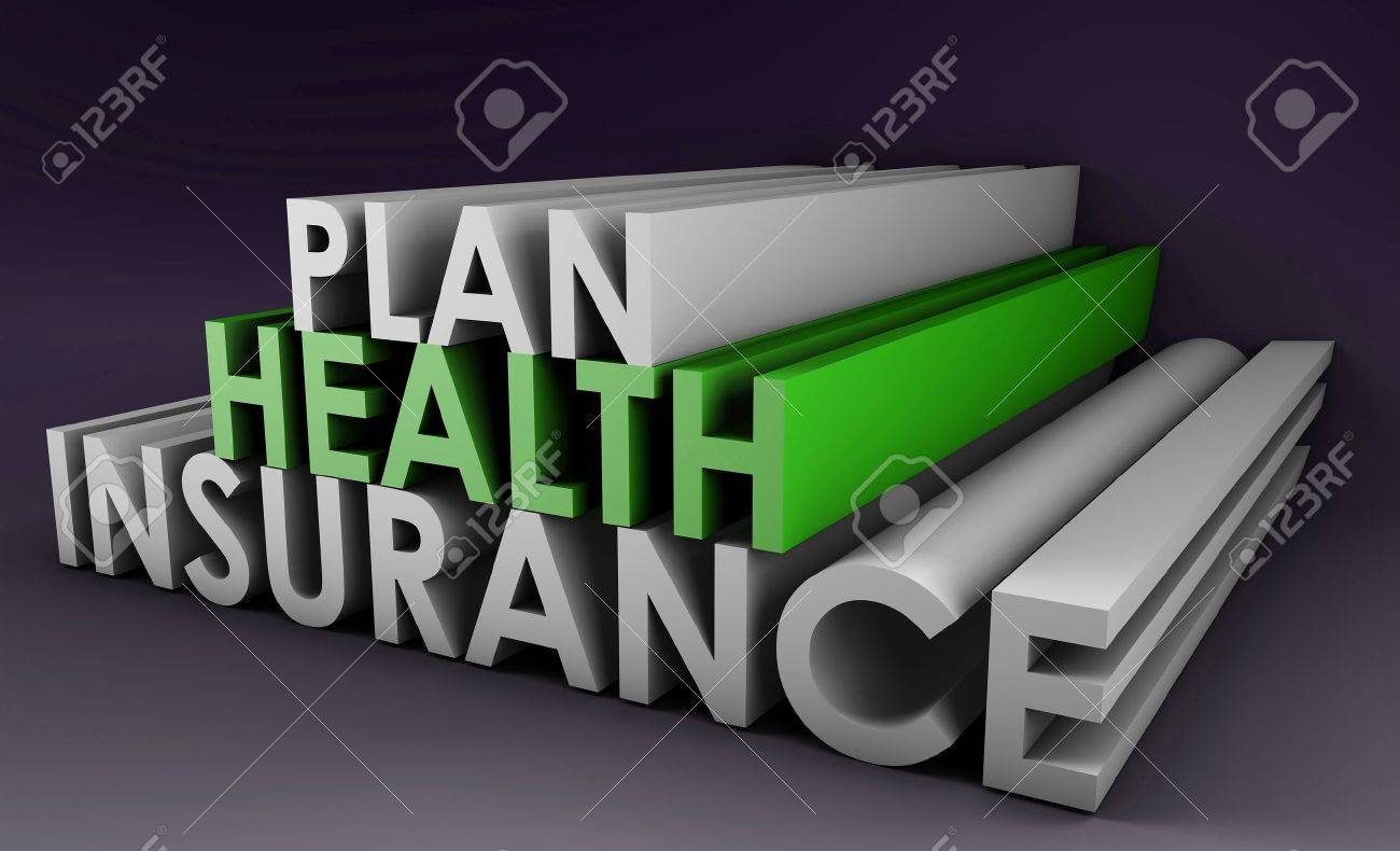 Health Insurance Plan Policy in 3D Art Stock Photo - 8755216