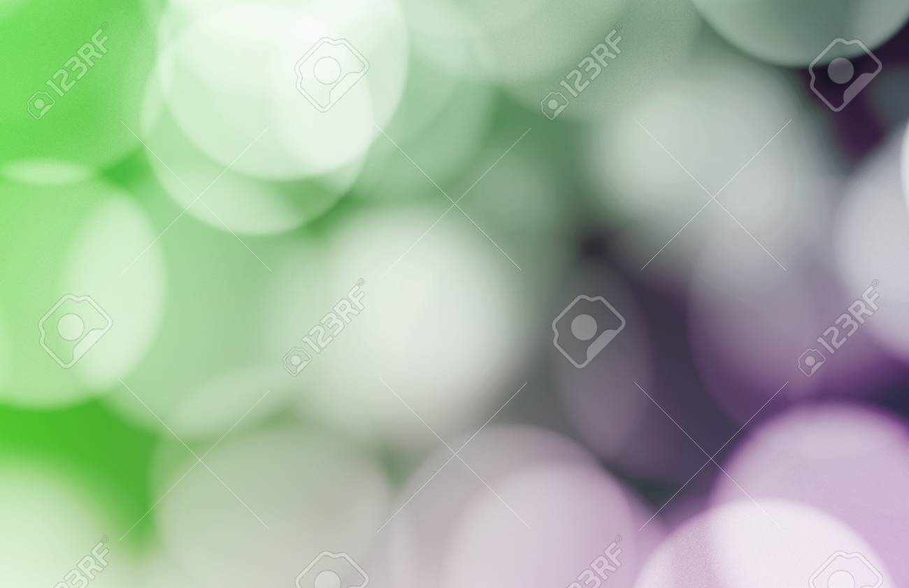 Abstract Lights Background with a Blur Effect Stock Photo - 9388261