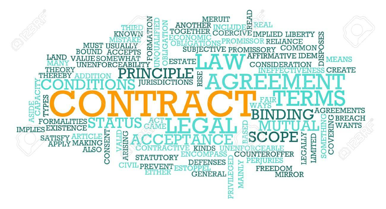 Contract for business law on terms of agreement stock photo picture contract for business law on terms of agreement stock photo 9400252 platinumwayz
