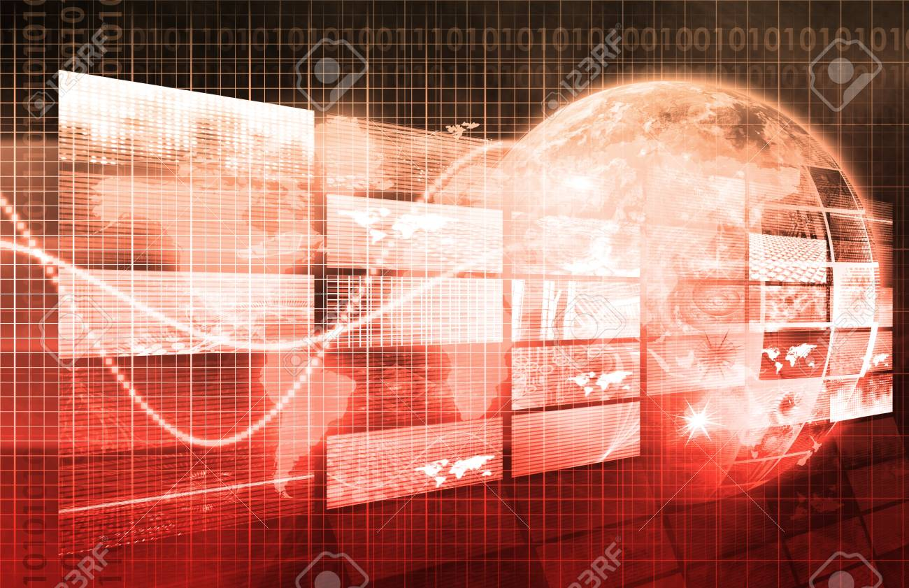 Business Analysis Concept as a Project Abstract Stock Photo - 9400260