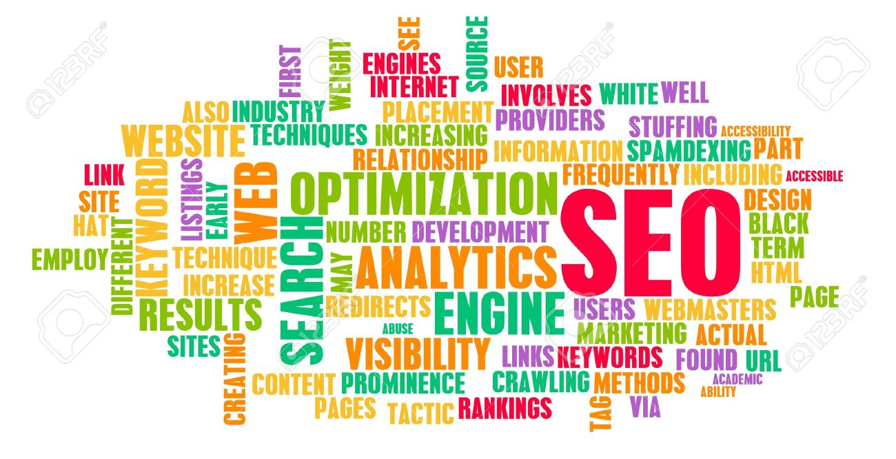 Image result for the word search engine optimization in an image