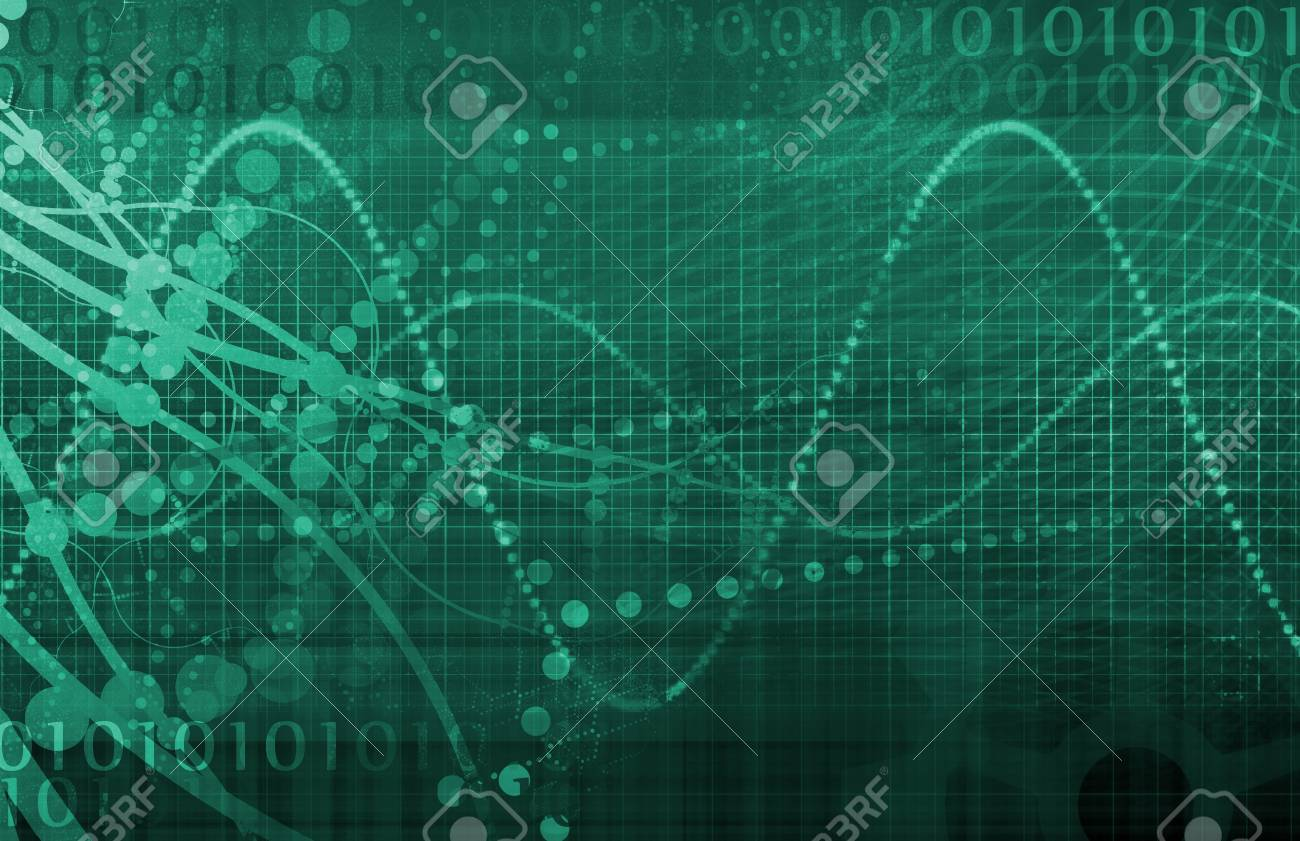 Security Network Data of the World Background Stock Photo - 12437243