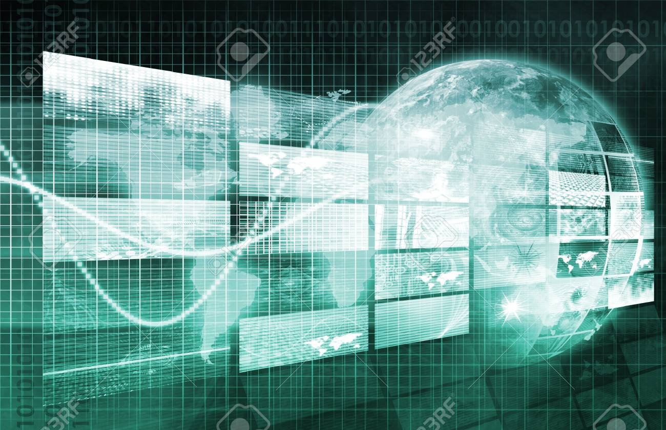 Business Analysis Concept as a Project Abstract Stock Photo - 12783090