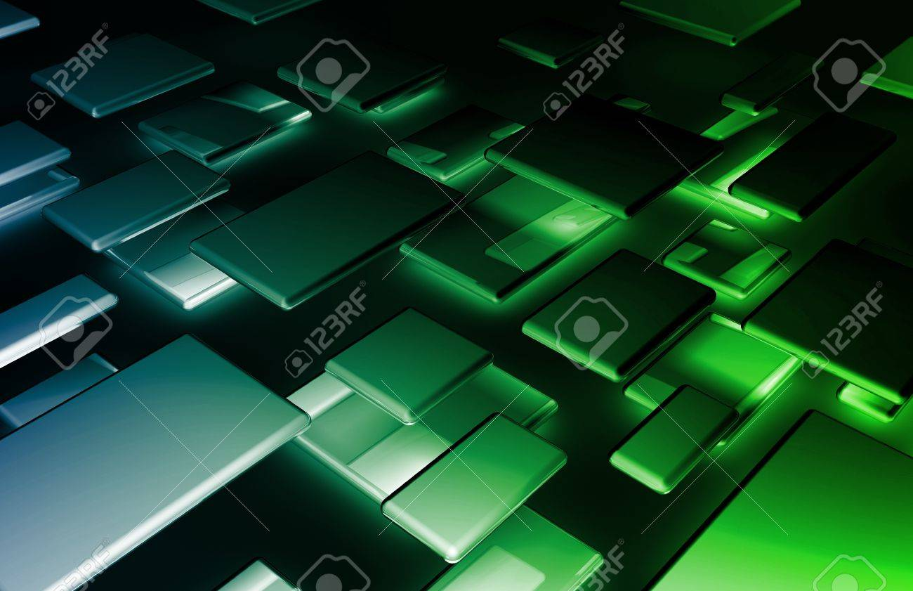 Banner Background Design Element Abstract as Art Stock Photo - 14051538